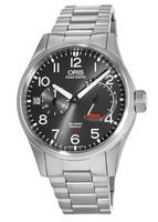 Oris Big Crown ProPilot Calibre 111 Grey Dial Stainless Steel Men's Watch 01 111 7711 4163-Set 8 22 19