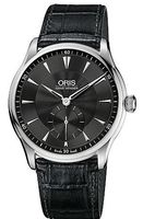 Oris Artelier Hand Winding  Men's Watch 01 396 7580 4054-07 5 21 06