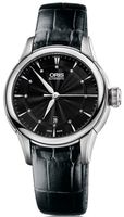 Oris Artelier Date Diamonds  Women's Watch 01 561 7687 4094-07 5 14 60FC