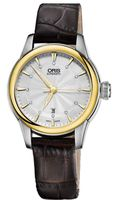 Oris Artelier Date Diamonds  Women's Watch 01 561 7687 4351-07 5 14 70FC
