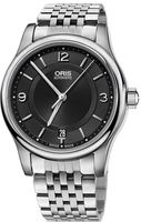 Oris Classic Date  Men's Watch 01 733 7578 4034-07 8 18 61