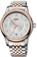 Oris Classic Date  Men's Watch 01 733 7578 4331-07 8 18 63
