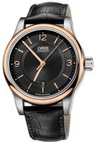 Oris Classic Date  Men's Watch 01 733 7594 4334-07 5 20 11