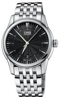 Oris Artelier Date  Men's Watch 01 733 7670 4054-07 8 21 77