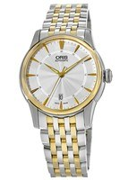 Oris Artelier Date  Men's Watch 01 733 7670 4351-07 8 21 78