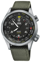 Oris Big Crown ProPilot Altimeter with Feet Scale  Men's Watch 01 733 7705 4134-Set 5 23 14FC