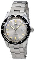 Oris Divers Sixty- Five Silver Dial Stainless Steel Men's Watch 01 733 7720 4051-07 8 21 18