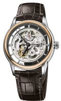 Oris Artelier Translucent Skeleton  Men's Watch 01 734 7684 6351-07 1 21 73FC