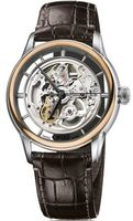 Oris Artelier Translucent Skeleton  Men's Watch 01 734 7684 6351-07 5 21 70FC