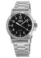 Oris BC3 Advanced Day Date  Men's Watch 01 735 7641 4164-07 8 22 03