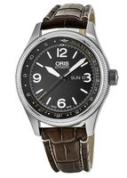 Oris Big Crown ProPilot Royal Flying Doctor Service Limited Edition II Brown Crocodile Men's Watch 01 735 7728 4084-Set LS Kroko