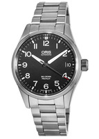 Oris Big Crown ProPilot Date Black Dial Stainless Steel Men's Watch 01 751 7697 4164-07 8 20 19