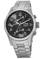 Oris Big Crown ProPilot Chronograph Grey Dial Stainless Steel Men's Watch 01 774 7699 4063-07 8 22 19