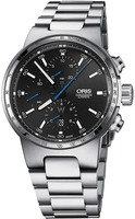 Oris Williams Chronograph Black Dial Stainless Steel Men's Watch 01 774 7717 4154-07 8 24 50