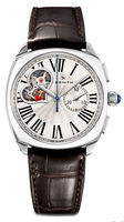 Zenith Star Open Silver Dial Brown Leather Women's Watch 03.1925.4062/01.C725