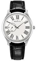 Zenith Heritage Ultra Thin Small Seconds  Men's Watch 03.2010.681/11.C493