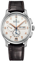 Zenith Captain  Winsor Annual Calendar White Dial Rose Gold Men's Watch 03.2072.4054/01.C711