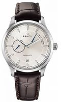 Zenith Captain Power Reserve  Men's Watch 03.2122.685/01.C498