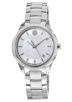 Movado Bellina  Mother of Pearl Women's Watch 0606978