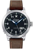 Glashutte Original 20th Century Vintage Senator Navigator Panorama Date  Men's Watch 100-03-07-05-04