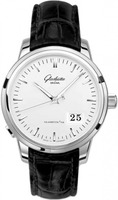 Glashutte Original 20th Century Vintage Senator Panorama Date  Men's Watch 100-03-13-02-04