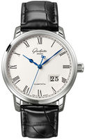 Glashutte Original Quintesssentials Senator  Panrama Date  Men's Watch 100-03-32-42-04