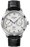 Glashutte Original Quintesssentials Senator  Observer  Men's Watch 100-14-05-02-04