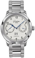 Glashutte Original Quintesssentials Senator  Observer  Men's Watch 100-14-05-02-14