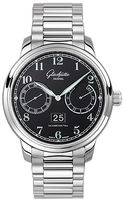 Glashutte Original Quintesssentials Senator Observer  Men's Watch 100-14-07-02-70