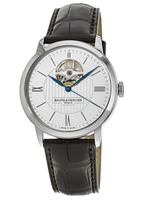 Baume & Mercier Classima Executives Automatic 40mm Brown Leather Men's Watch 10274