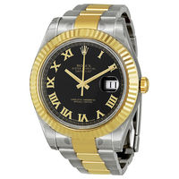 Rolex Datejust 41 Steel & Yellow Gold  Men's Watch 116233-BKRO