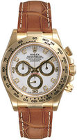 Rolex Daytona   Men's Watch 116518-WHDBRL