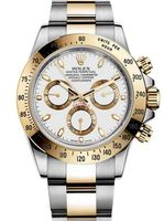 Rolex Daytona   Men's Watch 116523-WHMOPSO