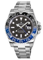 Rolex GMT Master ll  Batman Blue & Black Ceramic Men's Watch 116710BLNR-0002
