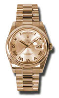 Rolex Day-Date   Men's Watch 118205-CHRPR