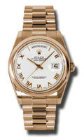 Rolex Day-Date   Men's Watch 118205-WHRPR