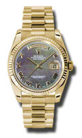 Rolex Day-Date   Men's Watch 118238-BKMOPRPR