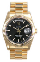 Rolex Day-Date   Men's Watch 118238-BKSPR