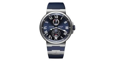 Ulysse Nardin Marine Chronometer  Men's Watch 1183-122-3/43