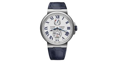 Ulysse Nardin Marine Chronometer  Men's Watch 1183-122/40