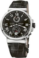 Ulysse Nardin Marine Chronometer Manufacture 43mm  Men's Watch 1183-126/42