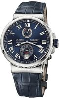 Ulysse Nardin Marine Chronometer Manufacture 43mm  Men's Watch 1183-126/43