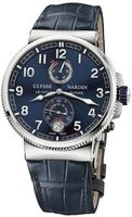 Ulysse Nardin Marine Chronometer Manufacture 43mm  Men's Watch 1183-126/63