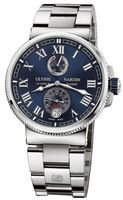 Ulysse Nardin Marine Chronometer Manufacture 43mm  Men's Watch 1183-126-7M/43