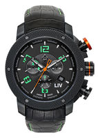 LIV Genesis X1  Limited Edition Men's Watch 1210.45.80.A400