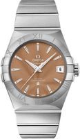 Omega Constellation Automatic Chronometer 38mm  Men's Watch 123.10.38.21.10.001