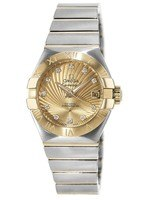 Omega Constellation Automatic Chronometer 27mm  Women's Watch 123.20.27.20.58.001