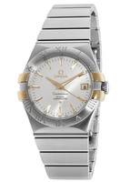 Omega Constellation Automatic Chronometer 35mm  Unisex Watch 123.20.35.20.02.003