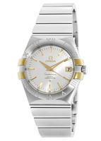 Omega Constellation Automatic Chronometer 35mm  Unisex Watch 123.20.35.20.02.004