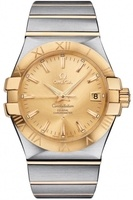 Omega Constellation Automatic Chronometer 35mm  Men's Watch 123.20.35.20.08.001